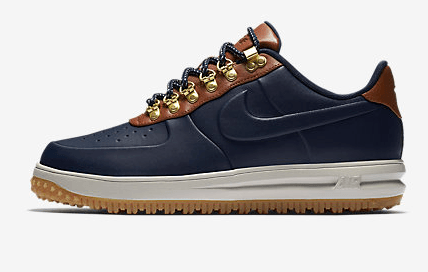 new style 77e2a 73dfc ... coupon code features and benefits of the nike lunar force 1 duckboot  low lifestyle sneakers for