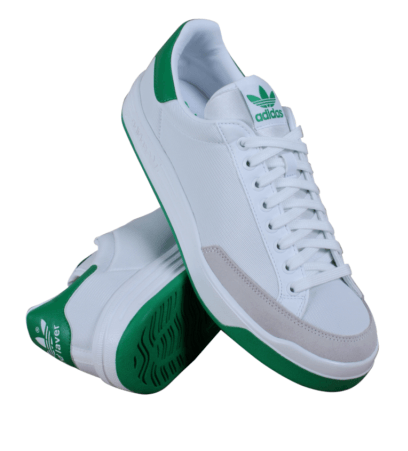buy popular 69adb 19a96 Key Features of the Adidas Originals Rod Laver Super Fashion Sneaker
