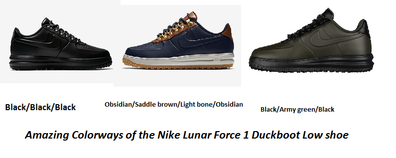 70f62744bd9c Features and Benefits of the Nike Lunar Force 1 Duckboot Low Lifestyle  Sneakers for Men