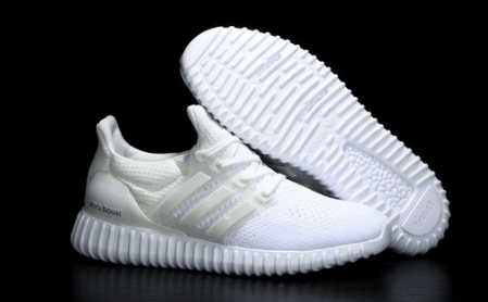 e8b8f5e4000 How to Clean White Adidas Ultra Boost Shoes with Hand - BEST MENS ...