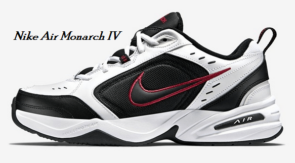 new styles 2e8e5 8e2c8 Key Features and Benefits for Nike Air Monarch IV Cross Trainer for Men