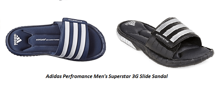 e2d8b7e3f75f Key Features and Benefits of Adidas Performance Men s Superstar 3G Slide  Sandal