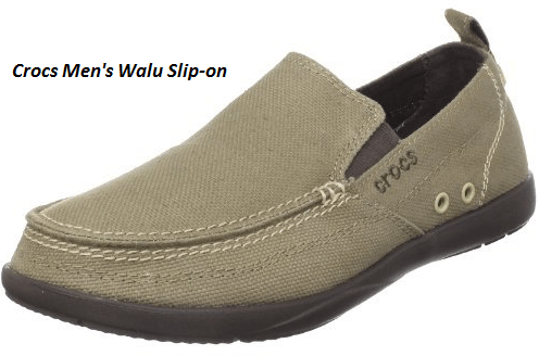 Key Features and Benefits of Crocs Men's Walu BEST MENS